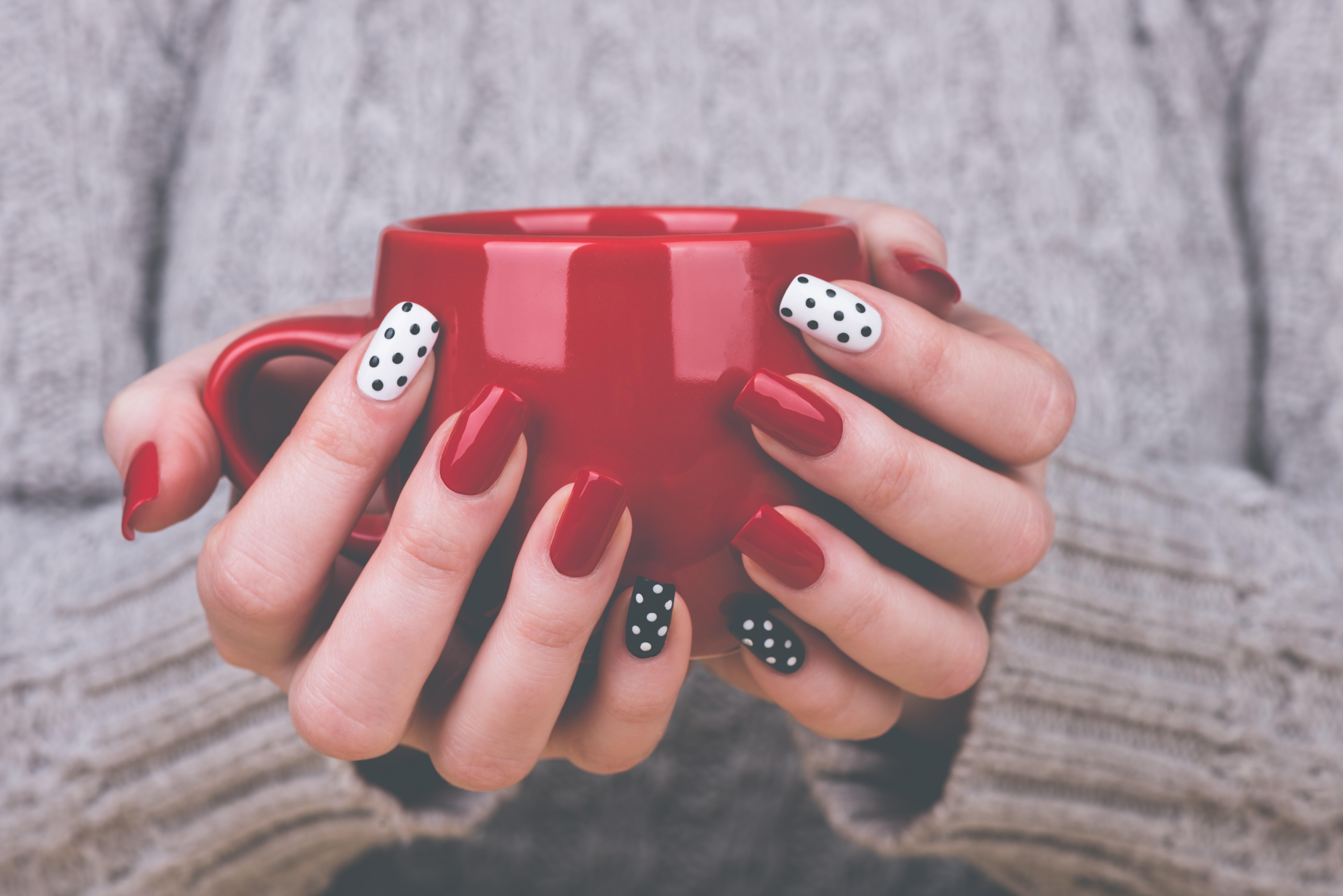 Shellac nagels