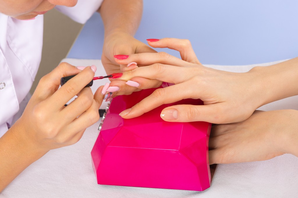 mooie nagels lakken